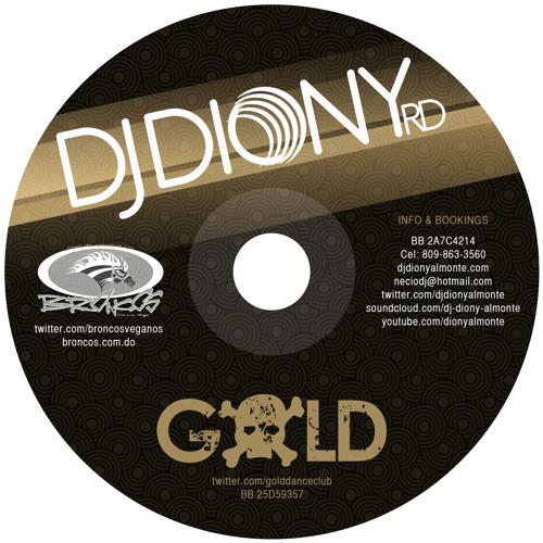 Dj Diony Ft Gold - Bronco Carnaval 2013