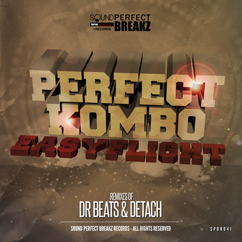 PERFECT KOMBO - Easy Flight (Detach Remix) #71 Beatport Top 100 Breaks