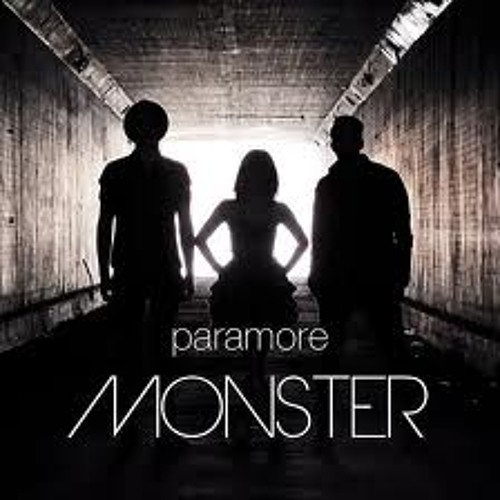 Monster_Paramore_Cover