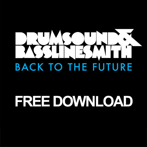 Back To The Future by Drumsound & Bassline Smith