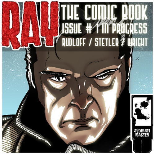 Ray The Comic Book - Trail Off