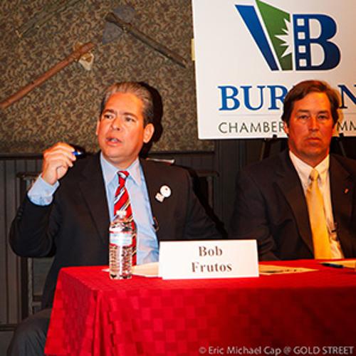 Bob Frutos for Burbank City Council