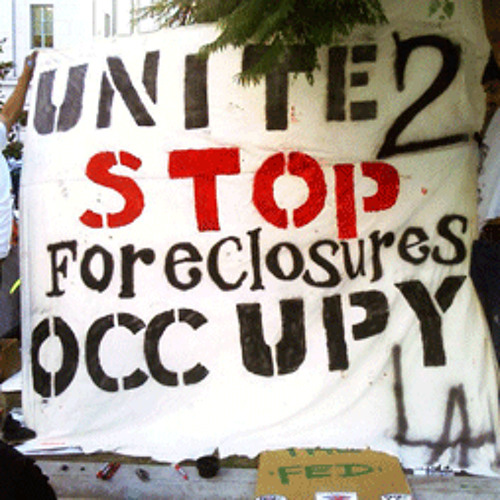 Activists Say Foreclosure Crisis Will Continue Despite Figures