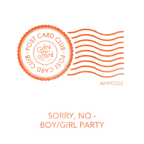 Sorry, No - Boy/Girl Party