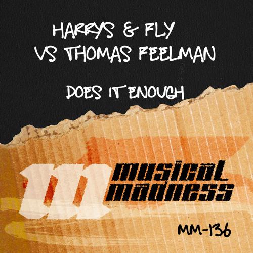 Harrys & Fly vs Thomas Feelman - Does It Enough ( Original Mix )