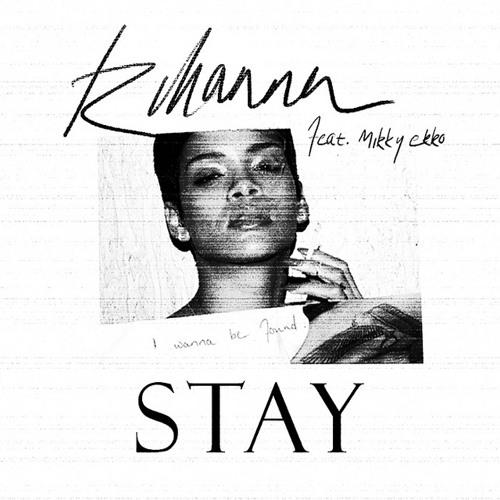 Rihanna - Stay (DWE Instrumental Remix)