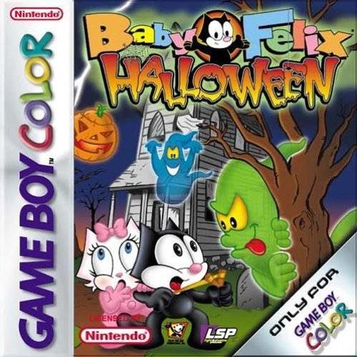 Baby Felix Halloween - complete soundtrack (Game Boy Color, 2001)