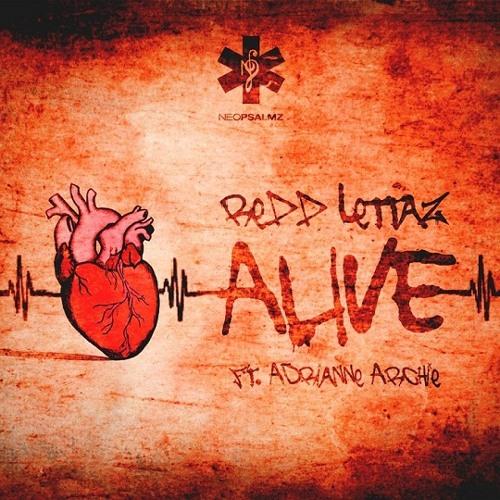 Redd Lettaz - Alive (feat. Adrianne Archie)