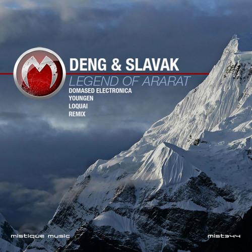 Deng & Slavak - Legend of Ararat (Youngen Remix)