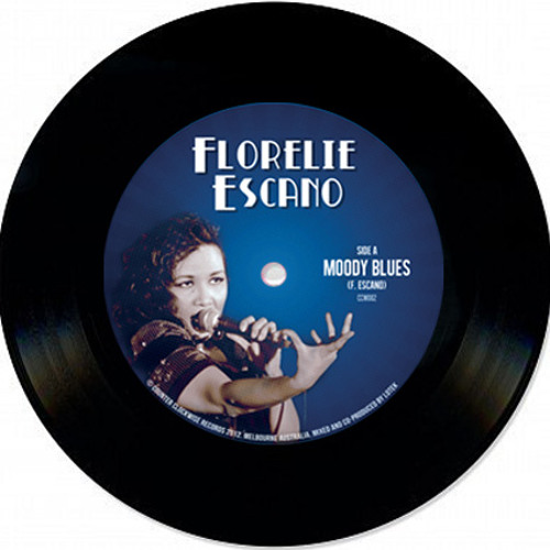 "SOUL TRACK ""Moody Blues"" by @Florelie Escano Out on 45!"