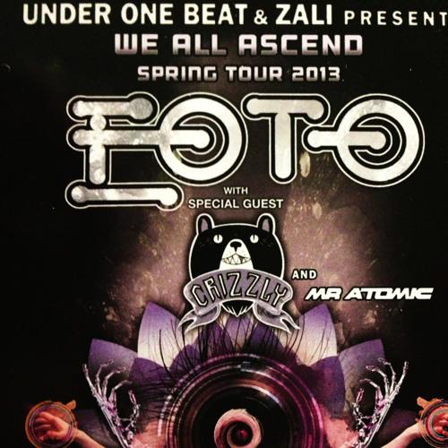 Mr Atomic DJ Set for EOTO 021413
