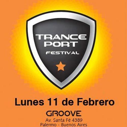 Eddie Bitar - Live at Tranceport Festival - Buenos Aires - Argentina - 11.02.13