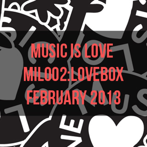 "MIL002 -  THE ""LOVEBOX"" VA (VINYL 1 OF 2) OUT ON 25TH FEB DOUBLE VINYL PACK"