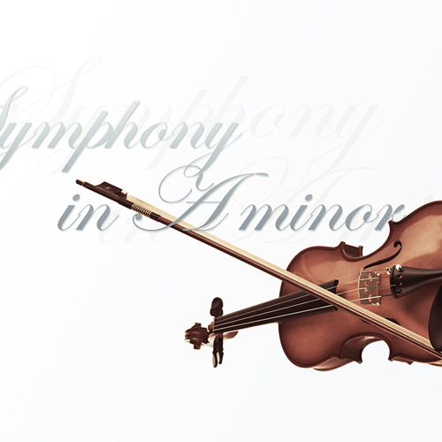 Symphony in a minor redone