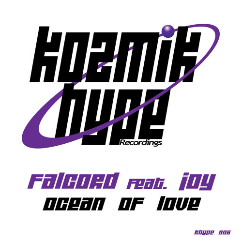 Ocean of Love - Falcord feat. Joy - Original mix - Out Now !!!