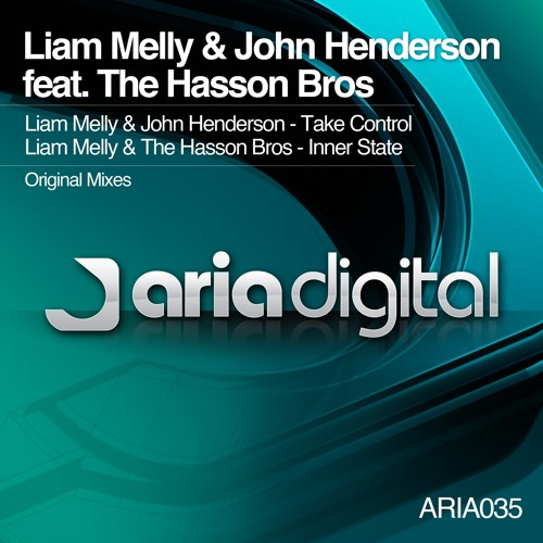 ARD035 : Liam Melly & John Henderson - Take Control (Original Mix)