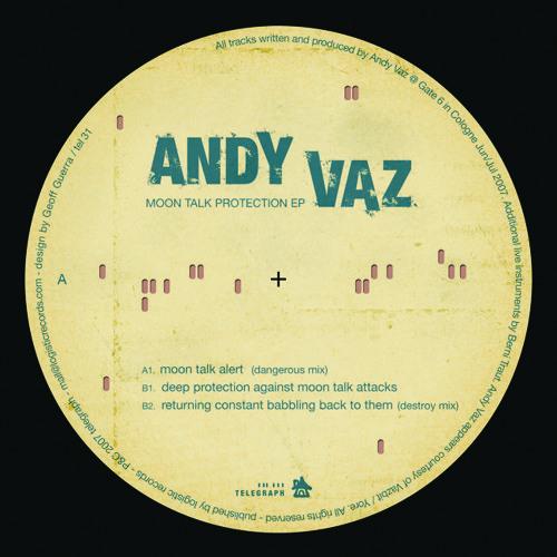 Andy Vaz - Moon Talk Alert