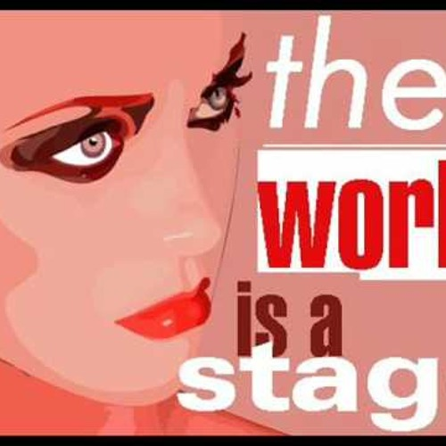 TERRY BARBER-THE WORLD IS STAGE ( JR LOPPEZ PRIVAT)