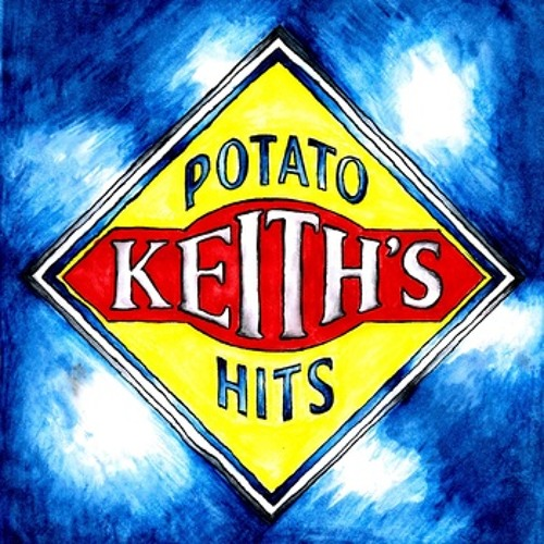 Keith! Party - We Love Potatoes (Earthly Mix by Milly's Paintbox)