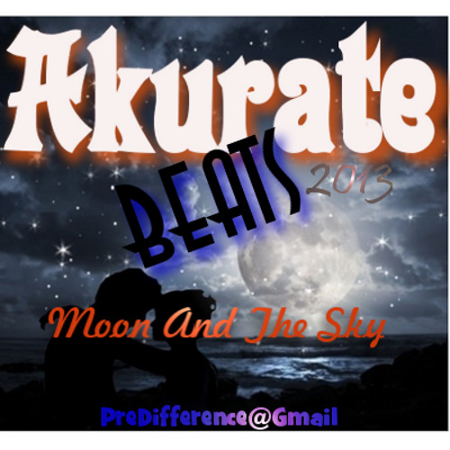 Akurate Beat$ - Moon And The Sky (Sade Sample)