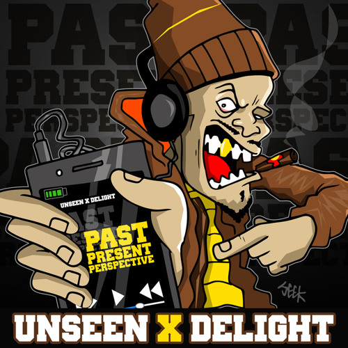Double Team aka I Gotcha - DL IN DESC. - Unseen x Delight - PAST PRESENT PERSPECTIVE LP