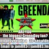 BAND OF THE MONTH - GREEN DAY