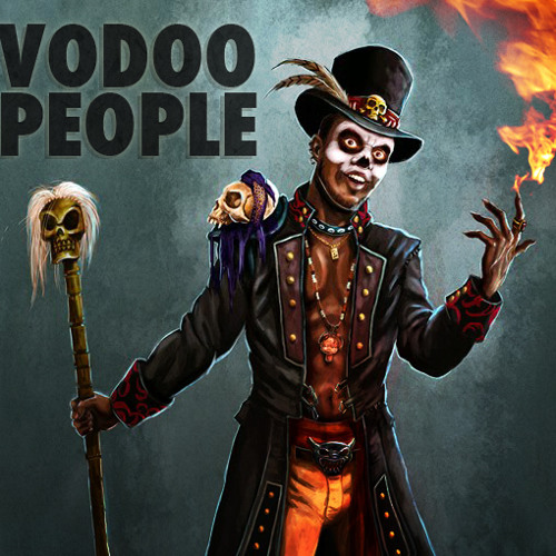 [Cover Excerpt] The Prodigy - Voodoo People