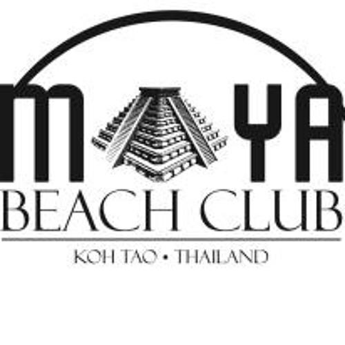 Amine K Sunset Session @ Maya Beach Club (Koh Tao / Thailand)  10-02-13