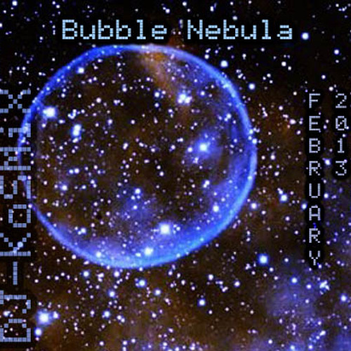 DJ-KoSMiX - Bubble Nebula 2013 (original)