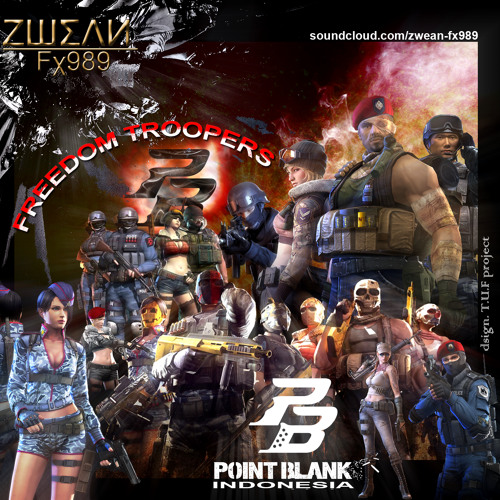ZШΣΛИ Fχ989 - FREEDOM TROOPERS - POINT BLANK (remix-mastered) *read:info*