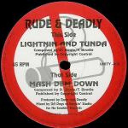 Rude & Deadly - Give Me A Dubplate Remix