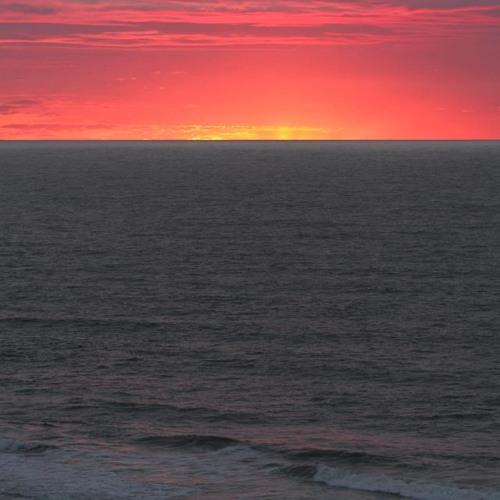 Red Sky Black Sea