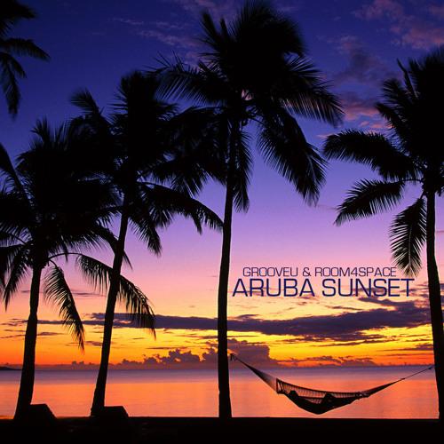 GrooveU & room4space - Aruba Sunset (Original Mix)