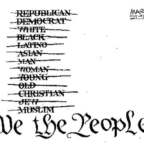 We The People ''Remix''
