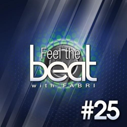 Fabri - Feel The Beat #25 (15-02-2013)