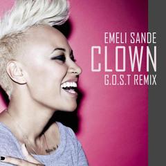 Emeli Sande - Clown (GOST Remix)