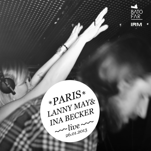 Lanny May & Ina Becker At IRM Music Therapy / Paris 26.01.2013