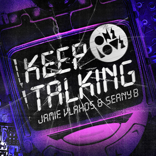 Jamie Vlahos & Seany B - Keep Talking (CocoDots Remix)[PREVIEW]