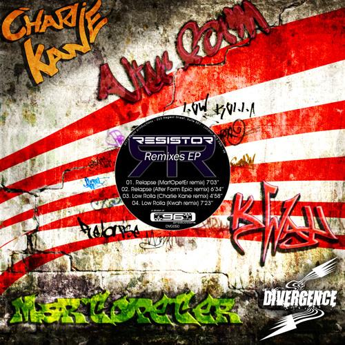 ResistoR - Relapse (MartOpetEr Remix) DVG050