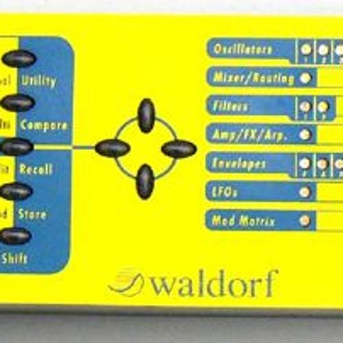 WALDORF microQ - 3 DEMO SONGS