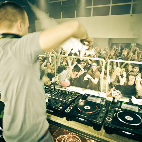 DJ EKG Live @ White Night Club Jaklovce-Slovakia