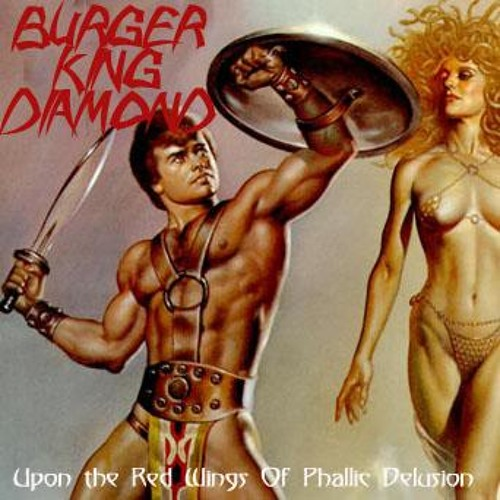 Burger King Diamond -  I Deep Fried Your Soul