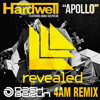 Hardwell ft. Amba Shepherd - Apollo (Dash Berlin 4AM Remix ASOT600 Preview)