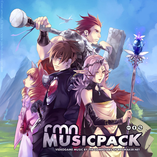 RMN Music Pack - Caverns