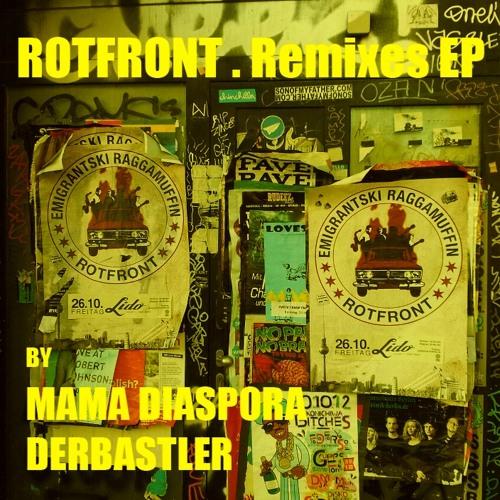 ROTFRONT - Red  Mercedes  Moombahton 2012 - DERBASTLER Eastern Cumbia  Instrumental Remix