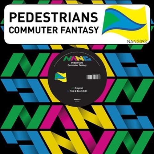 Pedestrians Commuter Fantasy (Lusty Zanzibar Re Work )