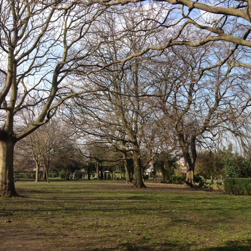 Birdsong, East Greenwich Pleasaunce