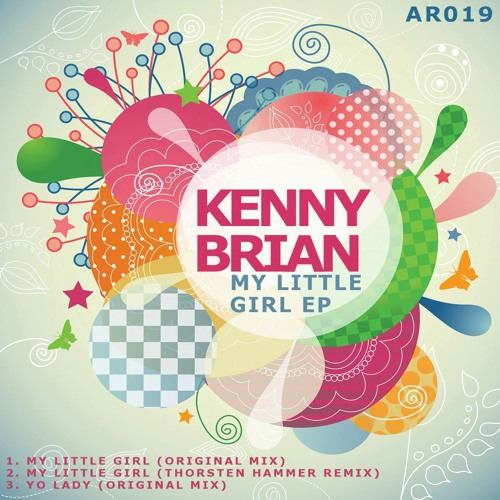 Kenny Brian - My Little Girl (Original Mix) [Ametist Records]