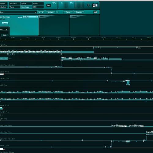 Aphex Twin - Flim  (Absynth patch)