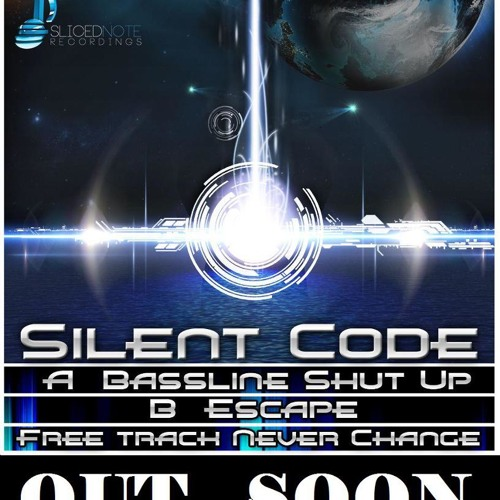 Free Download - Silent Code - Never Change - SNR002